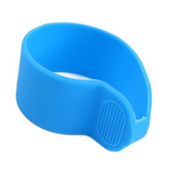 Elektrikli Scooter Gaz Kolu Kılıfı - Mavi