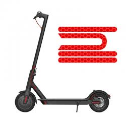 Elektrikli Scooter Reflektör Model-2