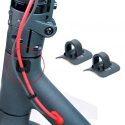 Elektrikli Scooter Kablo Tutucu ve Toplayıcı - Siyah