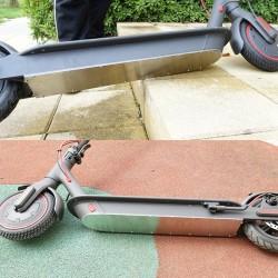 Elektrikli Scooter Metal Pil Koruma Kapağı - Küçük Boy
